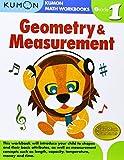 img - for Geometry & Measurement Grade 1 (Kumon Math Workbooks) book / textbook / text book