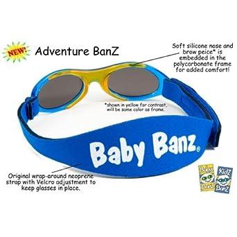 4ddce71b0b1e7a Baby Banz - Lunettes de soleil - Bébé (garçon) 0 à 24 mois - Bleu - Bleu - Taille  unique ( - fr-shop