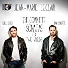 Leclair: Complete Sonatas for 2 Violins