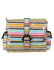Kalencom Midi Coated Diaper Buckle Bag Spa