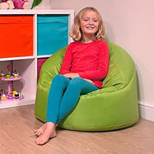 Hug Chair Kids Bean Bag - Indoor & Outdoor Bean Bag For Kids by Bean Bag Bazaar® by Bean Bag Bazaar®