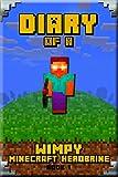 img - for Minecraft: Diary of a Wimpy Minecraft Herobrine Book 1: Unofficial Minecraft Book for Kids. Extraordinary Intelligent Masterpiece that makes Children Lough. ... Kids Stories, Minecraft Herobrine) book / textbook / text book