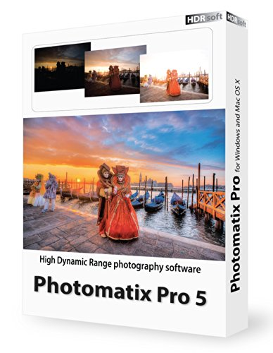 Photomatix Photomatix Pro 5 (Photo Editing Software compare prices)