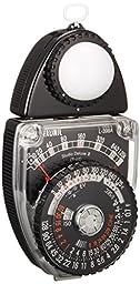 Sekonic L-398A Light Meter Studio Deluxe III (Black)