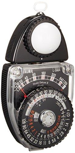 Sekonic Studio Deluxe III L-398A Posemètre analogique (Import Royaume Uni)