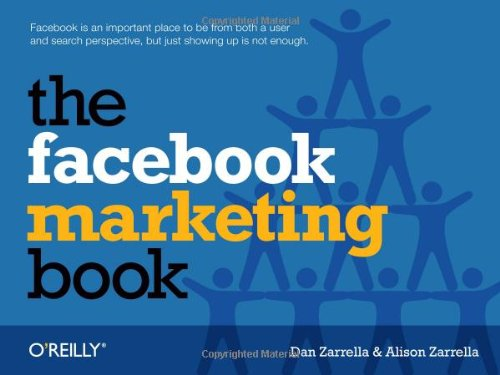 Facebook Marketing Book von Dan und Alison Zarella