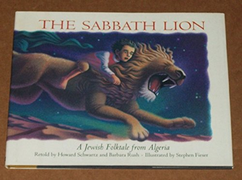 Sabbath Lion: A Jewish Folktale from Algeria PDF