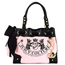Hot Sale Juicy Couture Scottie Daydreamer Handbag-Pink