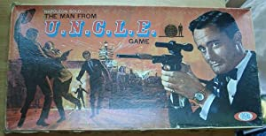 The Man from U.N.C.L.E. Game
