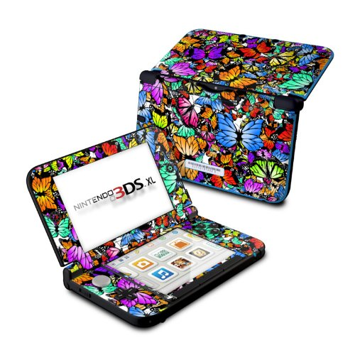 где купить Sanctuary Design Protective Decal Skin Sticker for Nintendo 3DS XL (2014) по лучшей цене