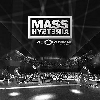 Mass Hysteria – À l'Olympia (2 CD)