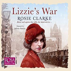 Lizzie's War Audiobook