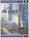 echange, troc Marie-Pierre Dubois Petroff - Gain de place : Plus de 100 idées et astuces