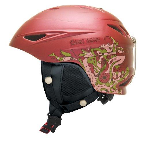 lucky-bums-casco-de-esqui-alpino-serie-picasso-color-rojo-rojo-tamano-54-55-cm