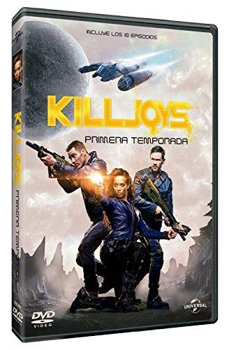 Killjoys - Temporada 1 [DVD]