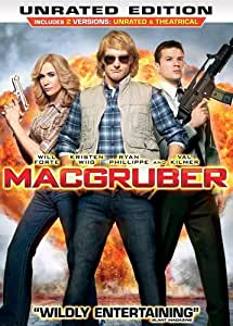 NEW Macgruber (DVD)