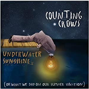 Underwater Sunshine Counting Crows Album CD