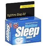 Rite Aid Pharmacy Sleep Aid, Nighttime, Tablets, 72 tablets