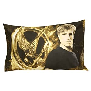 The Hunger Games Movie Pillowcase &quot;Peeta&quot;