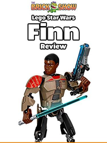 LEGO Star Wars Finn Ultra Build Review (75116)