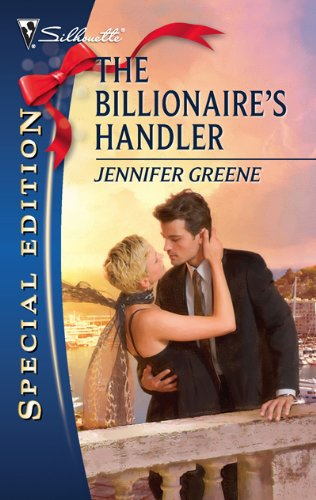 Image of The Billionaire's Handler (Silhouette Special Edition)
