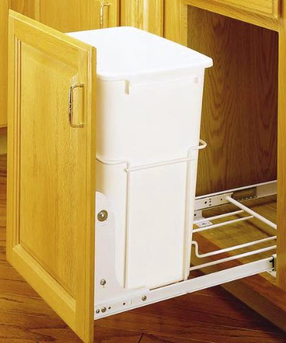 Rev-A-Shelf - RV-18PB-1 - 35 Quart Pullout Waste Containers