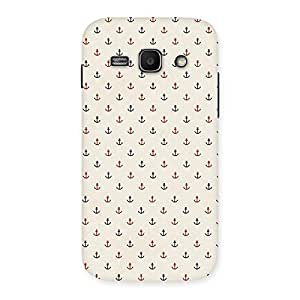 Gorgeous Sea Spirit Multicolor Back Case Cover for Galaxy Ace 3