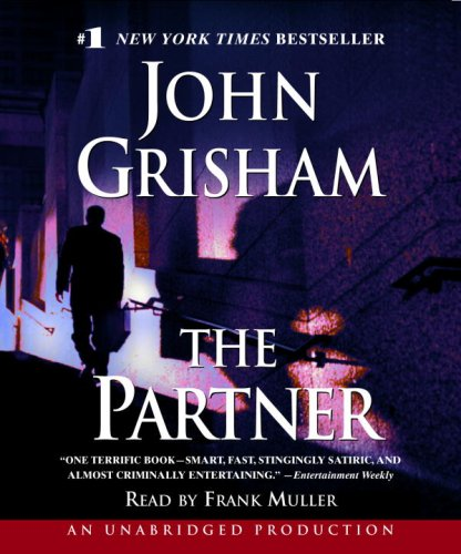 The Partner - UNABRIDGED CD