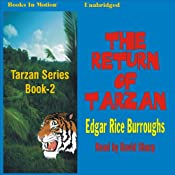 The Return of Tarzan: Tarzan Series, Book 2 | [Edgar Rice Burroughs]