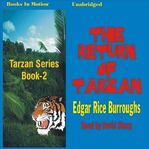 The Return of Tarzan: Tarzan Series, Book 2 | [Edgar Rice Burroughs]