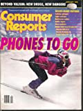 CONSUMER REPORTS Ford Probe GT Mazda MX-6 LS Honda Prelude Si Eagle Talon 1 1993