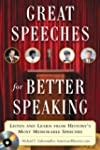 Great Speeches For Better Speaking: L...