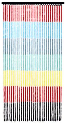 Beaded Curtains - Bamboo Door Beads Natural Bamboo Door Beads ...