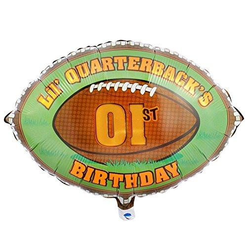 "Lil' Quarterback 18"" Foil Balloon"