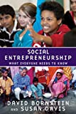 Social Entrepreneurship: What Everyone Needs to KnowRG