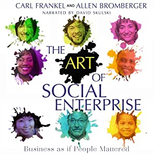 The Art of Social Enterprise Audiobook