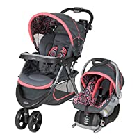 Baby Trend Nexton Travel System, Coral Floral from Baby Trend