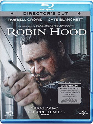 Robin Hood [Blu-ray] [IT Import]