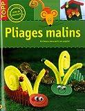echange, troc Armin Täubner - Pliages malins