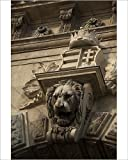 Photographic Print of Hungary, capital city of Budapest, Buda. Castle Hill tunnel detail