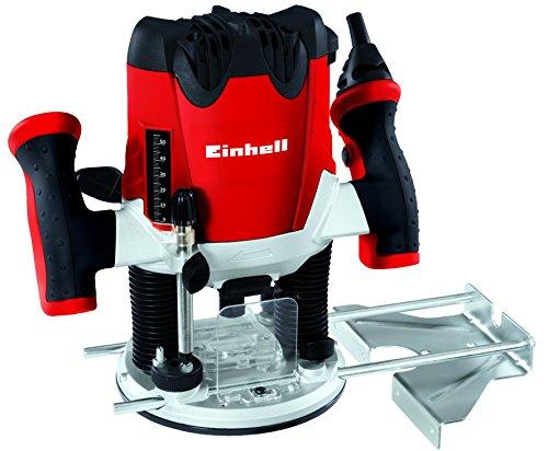 Einhell-Oberfrse-TE-RO-1255-E-1200-W--6-und-8-mm-Drehzahlregelung-Parallelanschlag-Absaugadapter-inkl-Zubehr