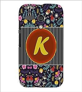 PrintDhaba GRANDbet K D-3132 Back Case Cover for MOTOROLA MOTO G (Multi-Coloured)