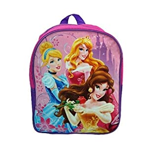 "Amazon.com: Disney Princess 11"" Mini Backpack: Toys & Games"