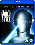 Day The Earth Stood Still, The [Blu-ray] [Import anglais]
