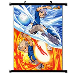 Inazuma Eleven Anime Fabric Wall Scroll Poster (16x21) Inches