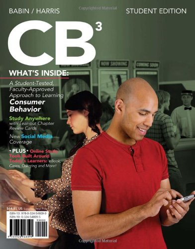 CB3 (with Marketing CourseMate with eBook Printed Access...