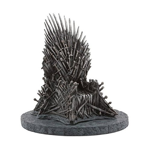 Game of Thrones miniatura Statua Replica Trono di Spade 17,5 centimetri