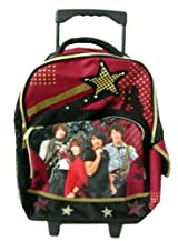 Disney Camp Rock Luggage - Full size Rolling Backpack