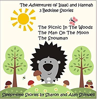 Bedtime Stories for Children 2-5 years old to help them sleep. Vol:1. Audio CD. 3 magical stories lasting over 1 hour Contains music and sound effects to get your child's attention. Designed to help kids fall into a gentle peaceful sleep. Perfect for long