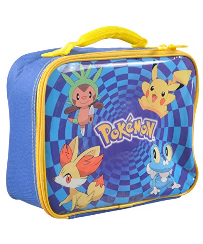 Blue Pokemon Lunch Kit